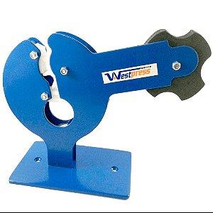 Aparelho para Lacrar e Selar Sacolas Reforçado Westpress para Fitas de 9 até 12 milímetros
