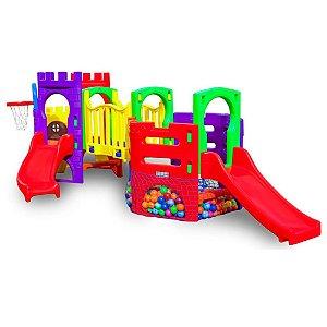 Petit Play Festa Freso Brinquedos 265 × 485 × 148 cm - Ref.33336