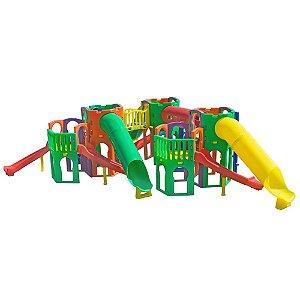 Playground Skylab Freso Brinquedos 840 × 930 × 220 cm - Ref. 27191