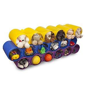 Organizador 3 fileiras Freso Brinquedos 130 × 30 × 82 cm - Ref. 29207
