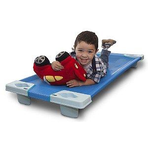 Caminha Portátil Freso Brinquedos 125 × 61 × 13 cm - Ref. 33340-B