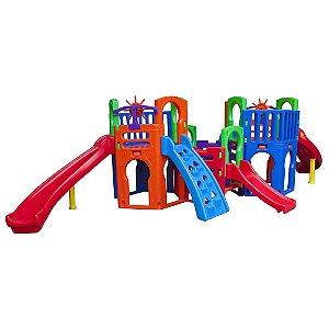 Multi Play Plus Freso Brinquedos 620 × 320 × 185 cm - Ref. 24143