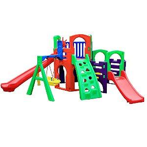 Multi Play Fly Freso Brinquedos 450 × 250 × 185 cm - Ref. 31221