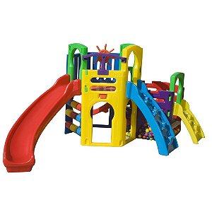 Multi Play Festa Freso Brinquedos 450 × 250 × 185 cm - Ref. 29203
