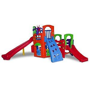 Multi Play com Timão Freso Brinquedos 450 × 250 × 185 cm - Ref. 23128-B