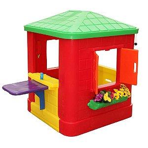 Casinha Sem Cerquinha Freso Brinquedos 127 x 125 x 144 cm - Ref. 98101