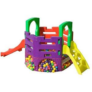 Miniplay Festa sem Bolas Freso Brinquedos 290 × 140 × 130 cm - Ref.29202