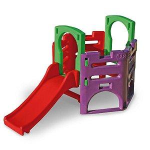 Mini Play sem Escalada Freso Brinquedos 240 × 110 × 130 cm - Ref. 22123-B