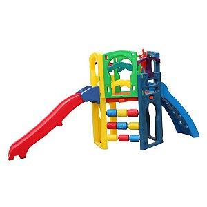 Premium Prata Freso Brinquedos 370 × 150 × 185 cm - Ref. 27184-A