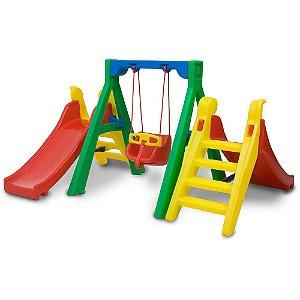 Baby Play Plus Freso Brinquedos 190 × 223 × 120 cm - Ref. 24150-B
