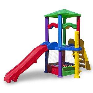 Centro de atividades para Playground Freso Brinquedos 320 × 240 × 230 cm - Ref. 99114-B
