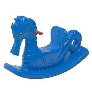 Gangorra Cavalo Marinho Freso Brinquedos 60 × 93 × 69 cm - Ref. 98108