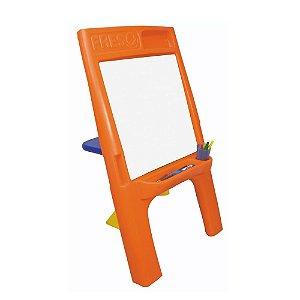 Cavalete com mesinha Freso Brinquedos 67 × 68 × 107 cm - Ref. 27194-A