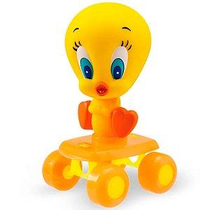 Boneco Piu-Piu Looney Tunes Baby Anjo Brinquedos - Ref: 9093