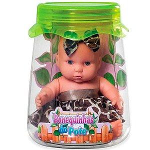 Bonequinhas do Pote Sortidos Anjo Brinquedos - Ref: 974