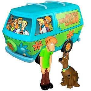 The Mystery Machine do Scooby Doo e Salsicha Anjo Brinquedos - Ref: 9077