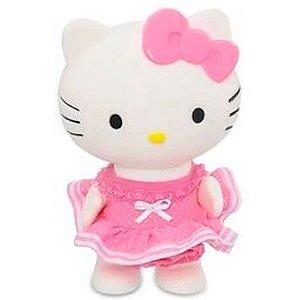 Boneca Hello Kitty 18 cm Anjo Brinquedos - Ref: 9072