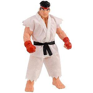 Boneco Articulado Street Fighter Ryu com 30 cm Anjo Brinquedos - Ref: 9065