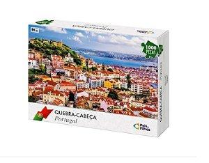 Quebra-cabeça Portugal 1000pcs