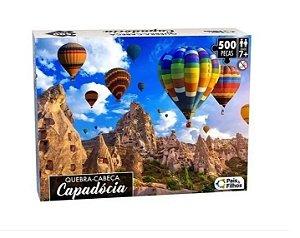 Quebra Cabeça 500 Peças Capadocia - 961 - Pais E Filhos