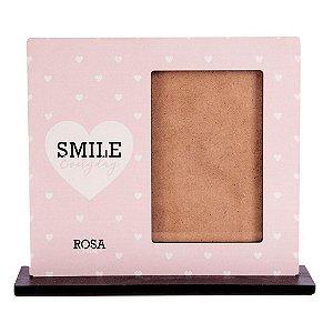 PORTA RETRATO 10X15 - SMILE