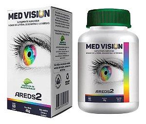 Luteina C/ Vitaminas Melhora A Saúde Dos Olhos 60 Cápsulas