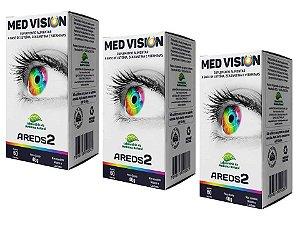 Luteina C/ Vitaminas Melhora A Saúde Dos Olhos 180 Cápsulas