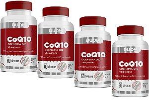 Coenzima Q10 Ubiquinona 240 Cápsulas 500 mg Energia Celular