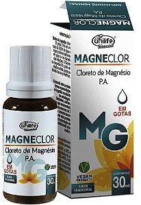 Cloreto de Magnésio P.A. MagneClor Líquido em gotas 30 ml