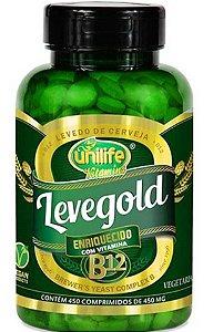 Levegold + Vitamina B12  450 comprimidos 450 mg