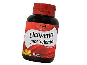 Licopeno com Selenio Antioxidante 60 Cápsulas