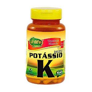 Potássio Quelato K 60 capsulas 560 mg