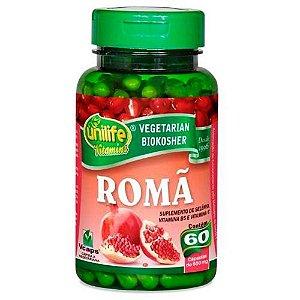 Romã  60 capsulas 500 mg