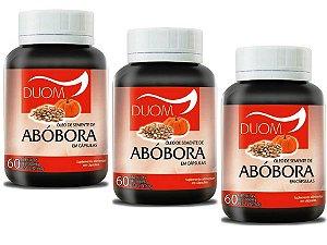 Óleo de Semente de Abóbora Beneficios Funciona 180 cps 1.2 g
