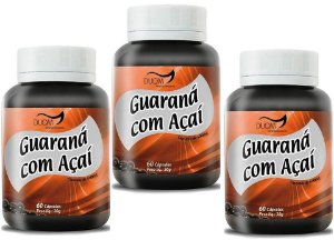 Guaranaçai Energetico Antioxidante Power 180 Capsulas