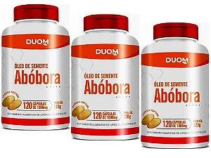 Oleo Semente de Abobora 10 Beneficios 360 Cápsulas 1,2 g