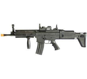 RIFLE AIRSOFT SCAR-L SPRING BLACK
