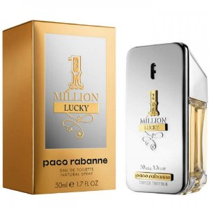 PERFUME ONE 1 MILLION LUCKY EDT GIORGIO ARMANI 50ML