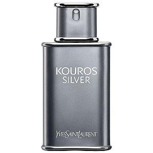 Kouros Silver Yves Saint Laurent Eau de Toilette - Perfume Masculino