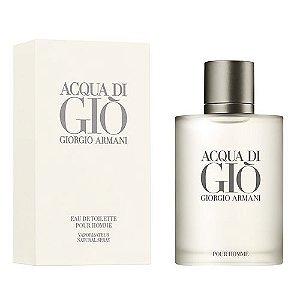 Acqua di Giò Pour Homme Giorgio Armani Eau de Toilette - Perfume Masculino