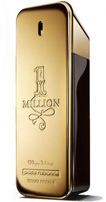 1 Million Eau de Toilette Paco Rabanne - Perfume Masculino