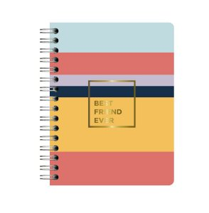 Planner Allegro Best Friend Ever Wire A5