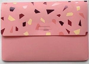 Pasta A4 Envelope Rosa