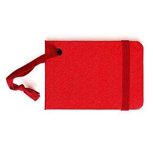 Tag de mala vermelha clássica