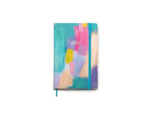 Caderneta Canvas sem pauta 14x21 sólidas