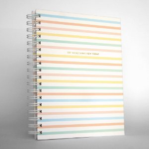 Caderno Try Something New Today Candy Color