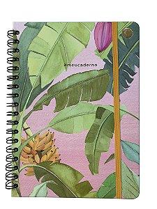 Caderno Jardim Pautado Colegial
