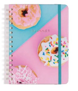 Planner Semanal Sweet Donut A5