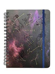 Planner Semanal Astral Zodíaco A5