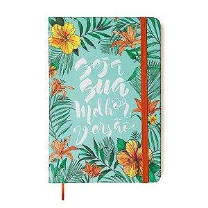 Caderneta Seja Sua Melhor Versão sem pauta